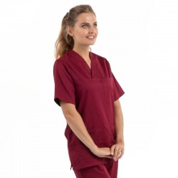 tunique manche courte secteur medical