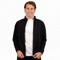 veste mixte passe couloir noire ou blanche