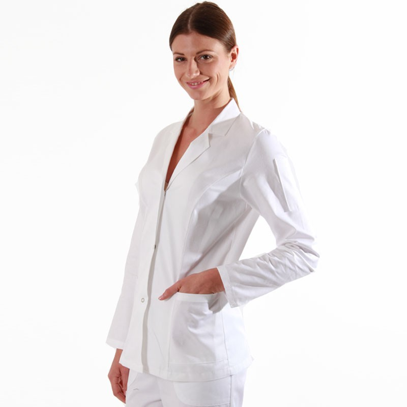 blouse blanche medicale pas cher