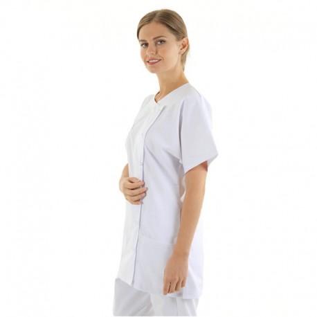 blouse médicale blanche à petit prix