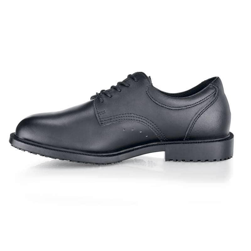 chaussure elegante service homme noir