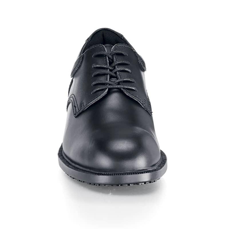 chaussure elegante et confortable homme noir