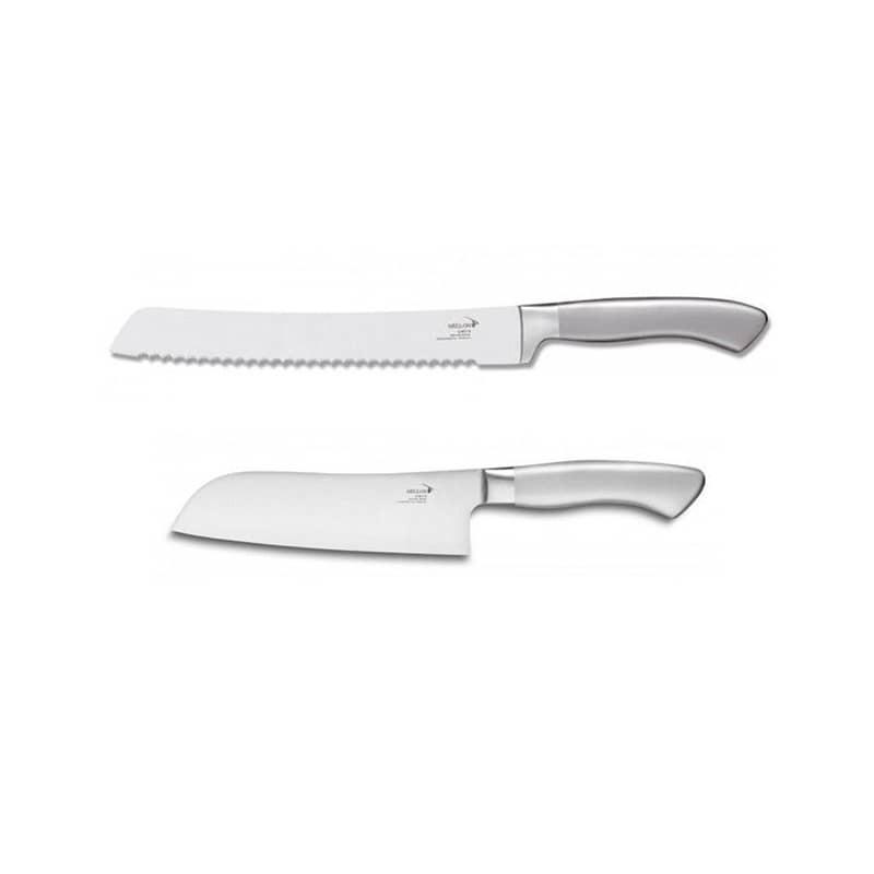 lot de 2 couteaux en coffret deglon oryx