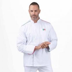 Veste de Cuisine Napoli Homme - MANELLI