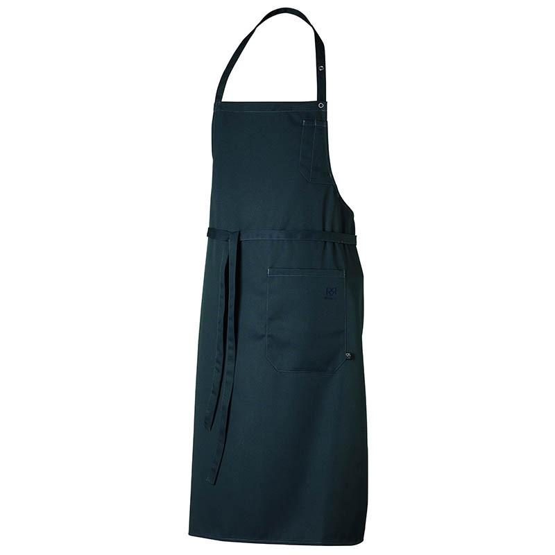 tablier mixte de cuisine bleu robur