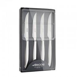 set de quatre couteaux à steak arcos