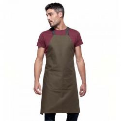 tablier pour cuisine toptex en coton