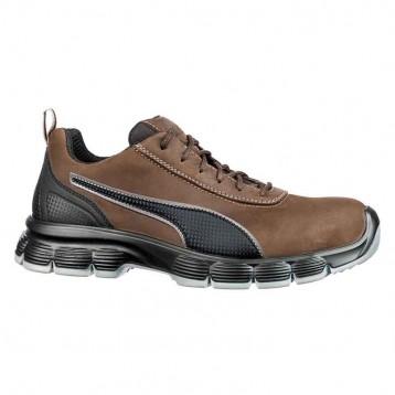 Chaussure de Sécurité Homme CONDOR Low S3 marron - PUMA SAFETY