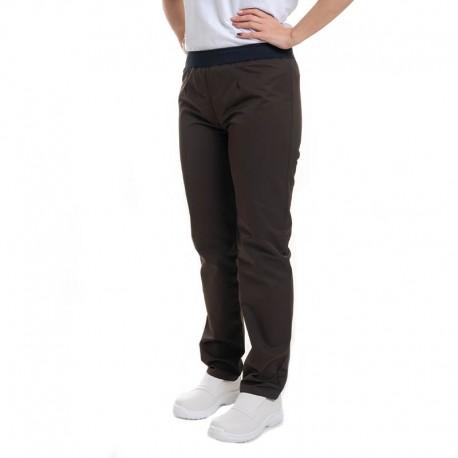 pantalon de cuisine femme manelli
