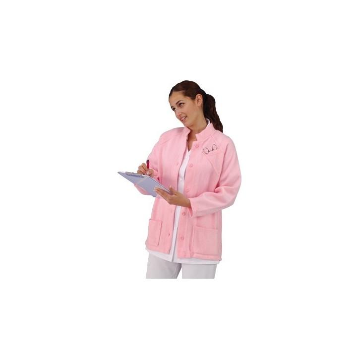 Veste passe-couloir rosa