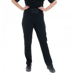 pantalon noir jersey confort