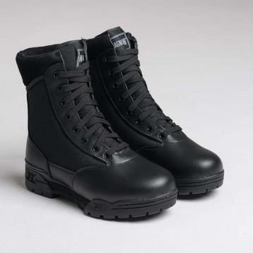 Magnum classiques chaussure sécurité montante fourrées hiver antidérapantes semelles protection