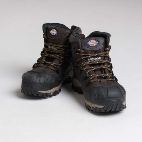 Chaussures de Sécurité Marron ultra résistante