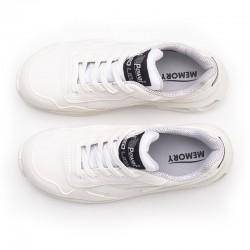 Chaussures de sécurité BLINK S3 CI SRC. blanche et légèreté. Semelle anti choc talon. Fini les mal de dos. Coque de sécurité.