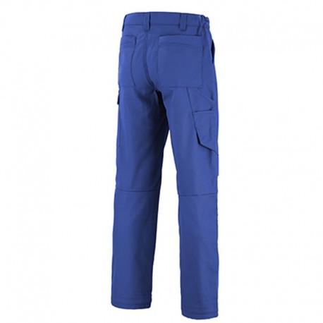 Pantalon workwear homme bleu Lafont