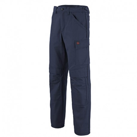 Pantalon ambulancier bleu