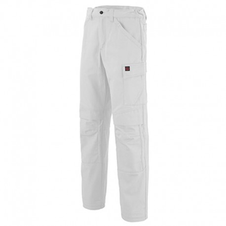 Pantalon ambulancier blanc