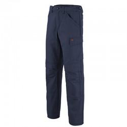Pantalon de travail bleu marine