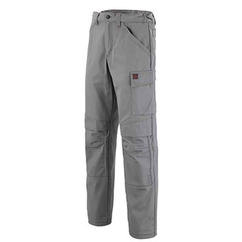 Pantalon de travail gris acier