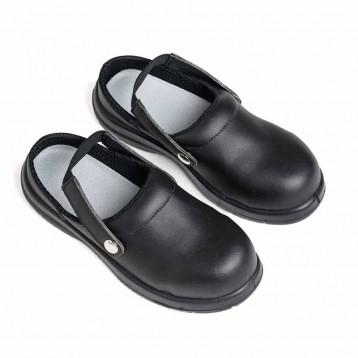 semelle antidérapante chaussure de sécurité cuisine et restaurateur
