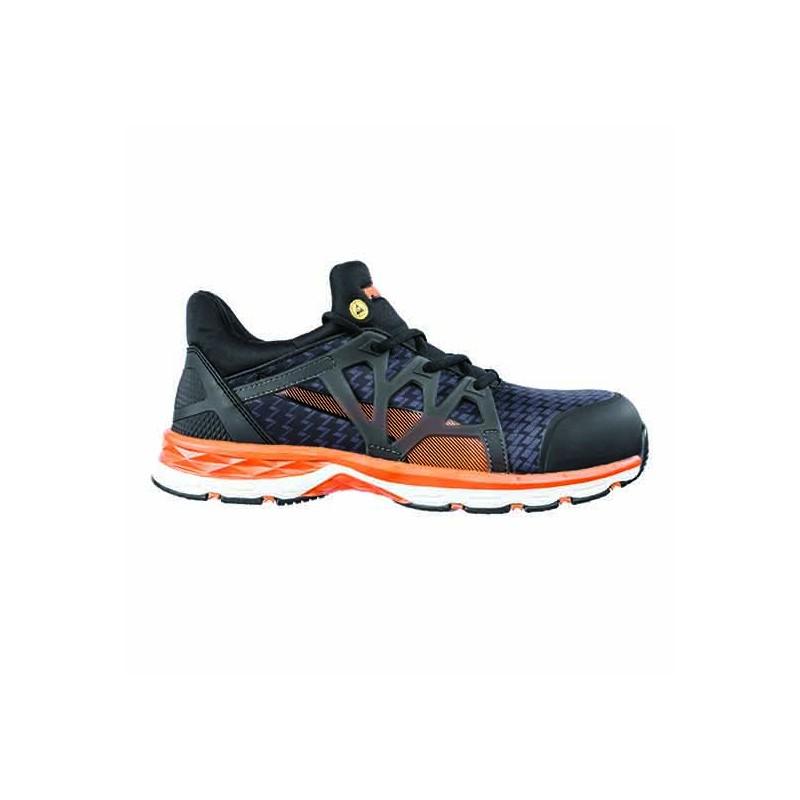 Chaussures de sécurité homme orange et noir Puma Safety