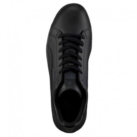 Sneaker Puma noire vue de haut