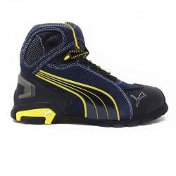 Basket de Securite Puma homme : la chaussure de securite sport !