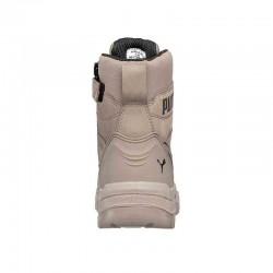 basket montantes beige de sécurité puma