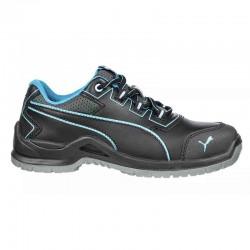 Chaussures de sécurité puma safety NIOBE BLUE WNS LOW