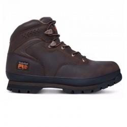 Chaussures de securité TIMBERLAND Pro Euro Hiker 2G marron. Coquée au norme de sécurité S3. Haute performance.