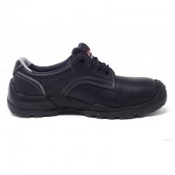 Chaussures de sécurité 3 SRC, noir, basse, coque de sécurité, confort