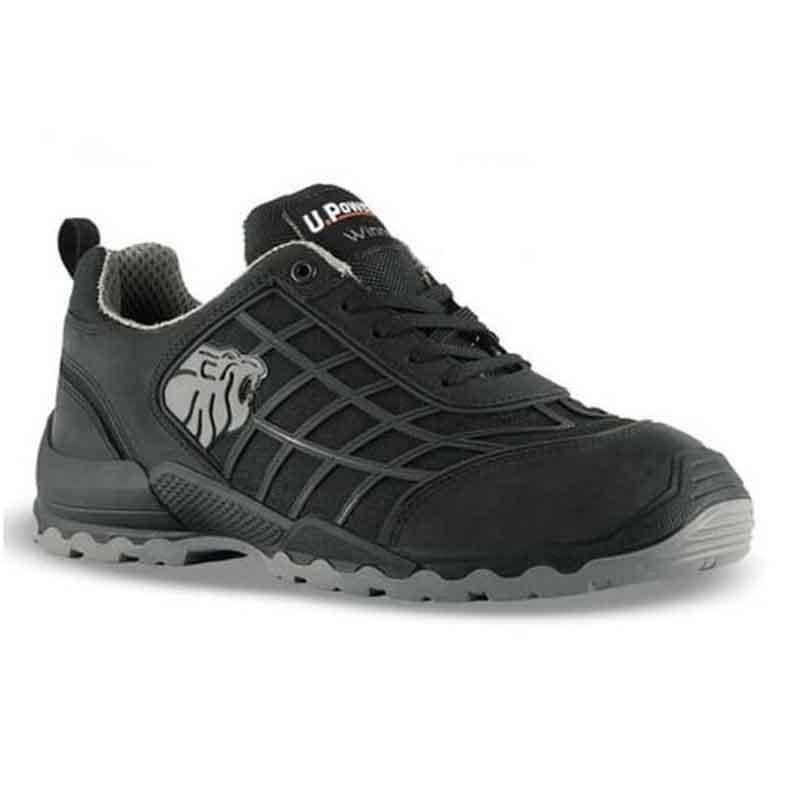 Chaussures de sécurité noir Upower normées S3