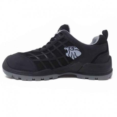 Chaussures de sécurité noire Dribbling S3 SRC antidérapante