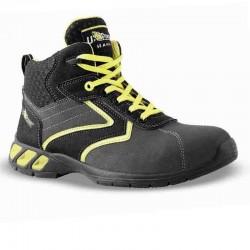 Chaussures de sécurité montantes jaune Manhattan S3 SRC