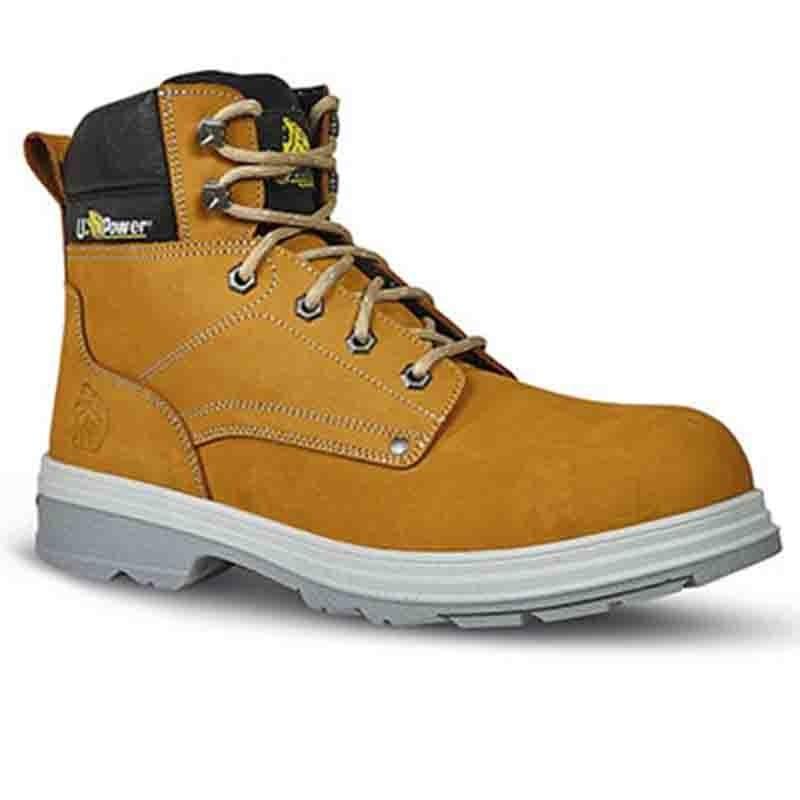 Chaussures de Sécurité Montante S3, pour hommes, entretien facile