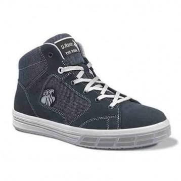 Chaussures de Sécurité Basket Montante S1P SRC, design, moderne et terminant parfaitement une tenue professionnelle