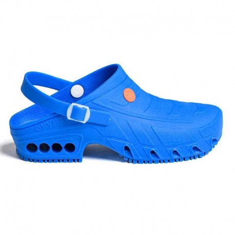 chaussures medicale oxypas bleu