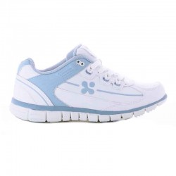 Chaussures de travail oxypas bleu