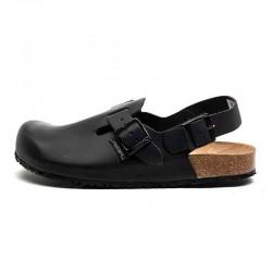 sabot abeba noir confort