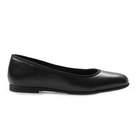 Chaussure de service femme Sara Noir Nordways