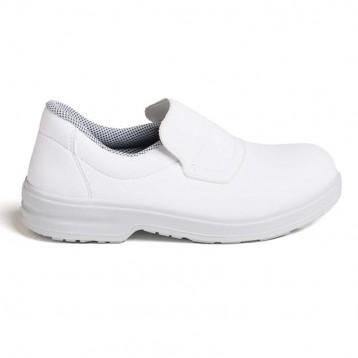 Chaussure de Sécurité Blanche S2 , confortable et protectrice