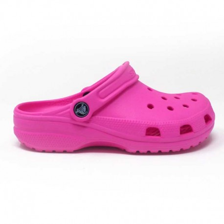 Sabot médical Crocs rose
