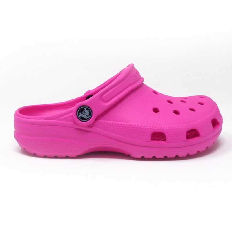 Sabot médical Crocs rose