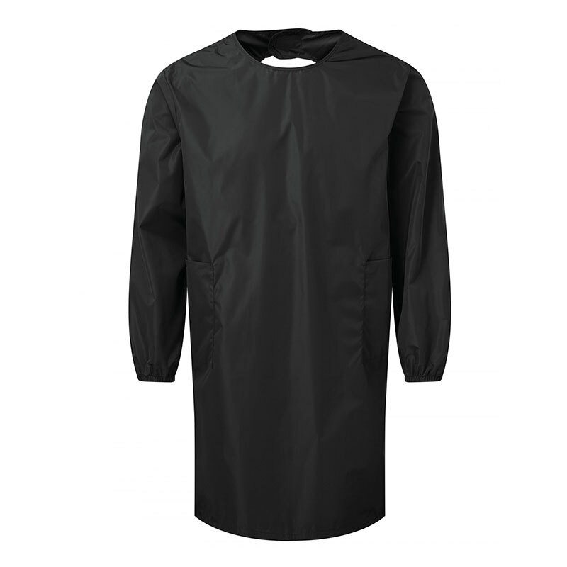 robe de salon noire imperméable