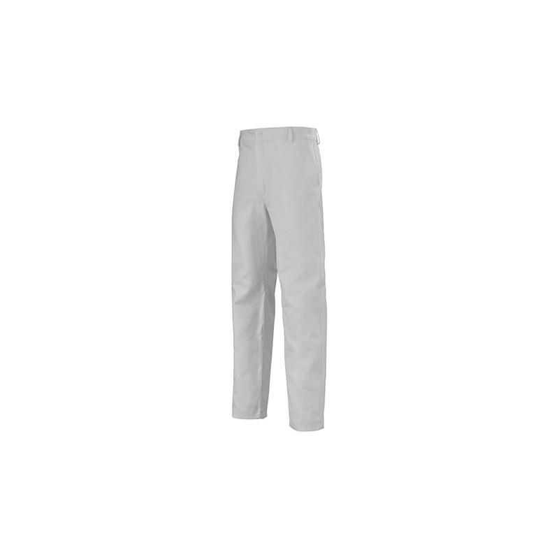 Pantalon travail blanc