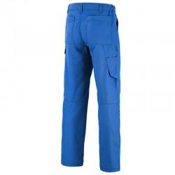 Pantalon de travail bleu Lafont