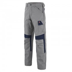 Pantalon de travail ACIER/MARINE 1COL82UP