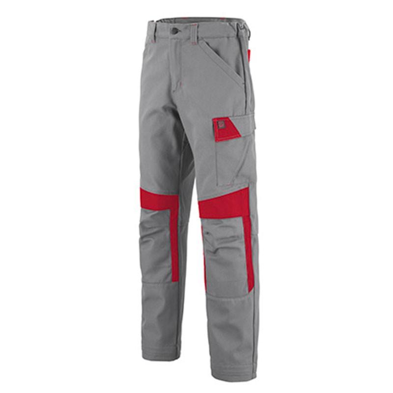 Pantalon de travail ACIER/EMPIRE 1COL82UP