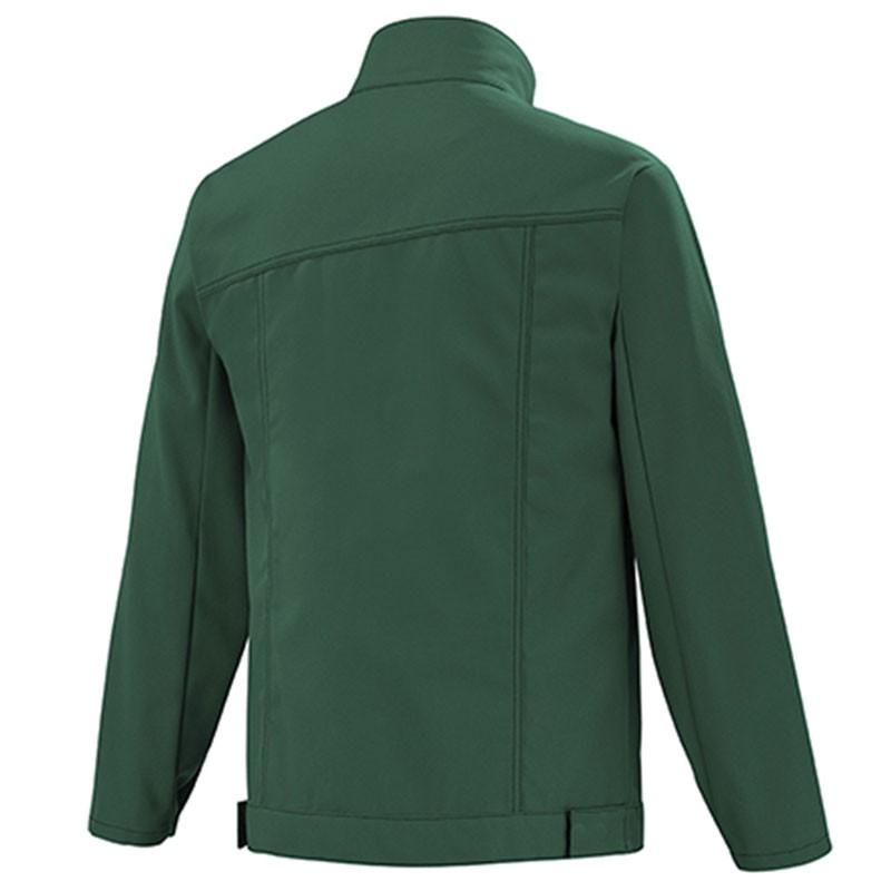blouse de travail vert