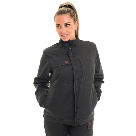 veste de travail citrine pour femme